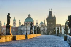 International Prague 4*  « sans transfert »