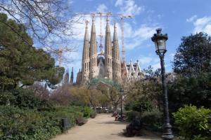 Sagrada Familia 3*  « sans transfert »
