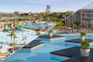 Club Coralia les Oliveres 4* - Entrée Parc PortAventura 1 jour Inclus