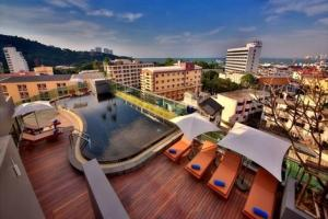 The Sun Xclusive Pattaya 3*