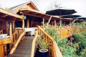 Hôtel Lodge Roche Tamarin 4*