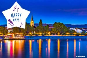Week-end Spectacle sur le Rhin : Happy Days