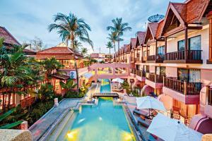 Seaview Patong Hôtel - 3*