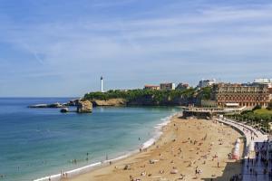 Hôtel et week-end surf ou gastronimie à Biarritz