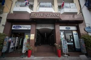 115 The Strand Hotel And Appartement 3*