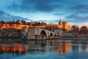 Séjour à Avignon à deux pas du palais des Papes