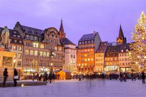 Escapade Strasbourgeoise à quelques pas de l'Ill  - 3*