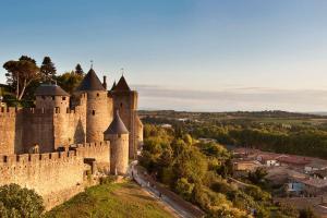 Week-end de charme à Carcassonne  - 3*