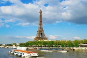 Week-end romantique au champagne avec croisière sur la Seine à Paris  - 3*
