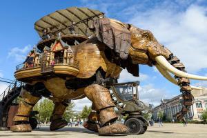 Week-end découverte de Nantes avec entrée aux musées et croisière sur l'Erdre  - 4*