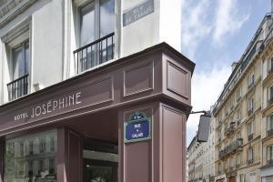 Hôtel Joséphine 4* by Happyculture