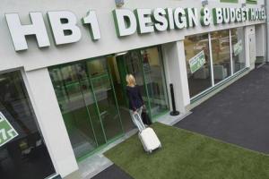 Hb1 Design & Budgethotel Wien schönbrunn 3*