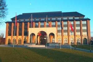 Tangla Hotel Brussels 5*