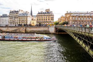 Week-end détente avec diner-croisière à la Marina de Paris  - 4*