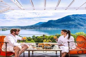 Escapade détente avec vue sur le lac d'Annecy  - 4*