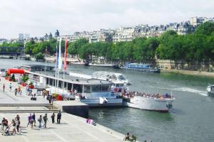 Week-end avec diner-croisière sur la Seine  - 3*