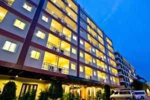 Golden Sea Pattaya Hotel 3*