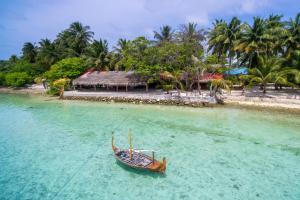 Plumeria Maldives 3*